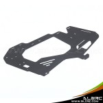 ALZRC - Devil 380 FAST Carbon Fiber Main Frame - 1.5mm