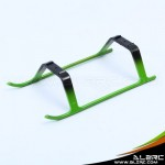 ALZRC - Devil 450 Pre-painted Landing Skid Green