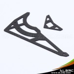 ALZRC - Devil 450 Pro Carbon Stabilizer - 1.2mm