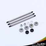 ALZRC - Devil 450 Pro Feathering Shaft Upgrade Kit - 3mm
