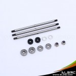 ALZRC - 450 Sport Feathering Shaft Upgrade Kit - 3mm
