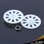 ALZRC - Devil 450 New Autorotation Tail Drive Gear - White