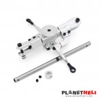 ALZRC - Devil 450 RIGID SDC DFC Main Rotor Head Set Silver