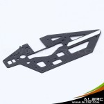ALZRC - Devil 465 Carbon Fiber Main Frame(R)-1.2mm