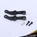 ALZRC - Devil 450 FBL Metal Control Arm - Black