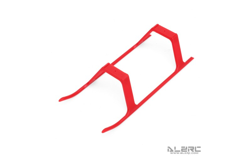 ALZRC - Devil X360 Landing Skid - Red