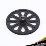ALZRC - Devil 500 Pro 145T M0.6 Autorotation Tail Drive Gear - Black