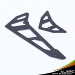 ALZRC - Devil 500 Pro Carbon Stabilizer - 1.6mm