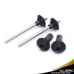 ALZRC - Devil 500 Pro Torque Tube Rear Drive Gear Set