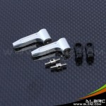 ALZRC - Devil 500 SDC/DFC Main Rotor Grip Arm Integrated Control Link Set