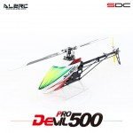 ALZRC - Devil 500 Pro SDC/DFC KIT - Black - 2016