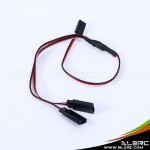 ALZRC - Y-Harness Servo Lead - 30cm