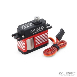 ALZRC - DM1531S CCPM Medium Digital Metal Servo for 500 Cyclic or 450 and 500 Tail Rc Helicopter