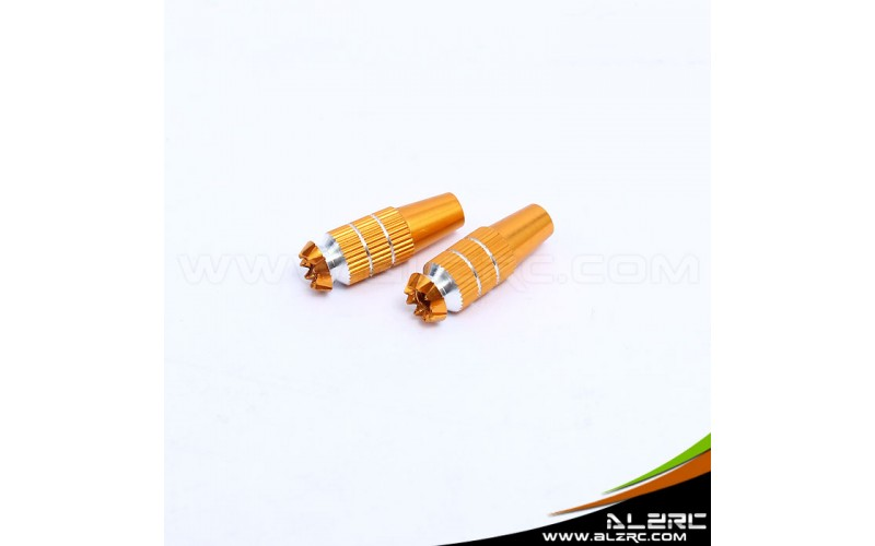 ALZRC - JR Propo Integrated Transmitter Stick - Yellow