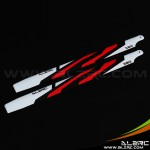 ALZRC - Carbon Fiber Blades - 380mm - Painting - Red