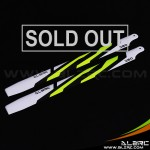 ALZRC - Carbon Fiber Blades - 380mm - Painting - Yellow
