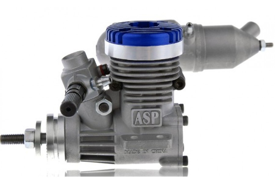 ASP 2 Stroke S15A S15 Nitro Engine for RC Airplane