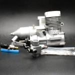 ASP 2 Stroke S25AII Nitro Engine for RC Airplane