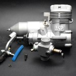 ASP 2 Stroke S36AII Nitro Engine for RC Airplane