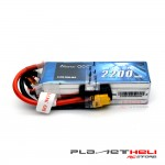 Gens ace 2200mAh 14.8V 45C 4S1P Lipo Battery Pack with XT60