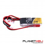Tattu 300mAh 7.4V 45C 2S1P Lipo Battery Pack with JST