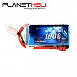 Gens ace 1000mAh 11.1V 25C 3S1P Lipo Battery Pack with Deans