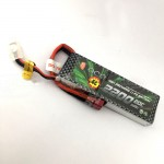 Gen ACE Lipo ace Battery 2200mAh 7.4V 2S 20C