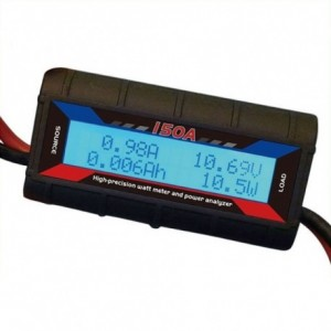 150A High Precision Batterie Watt Meter And Power Analyzer