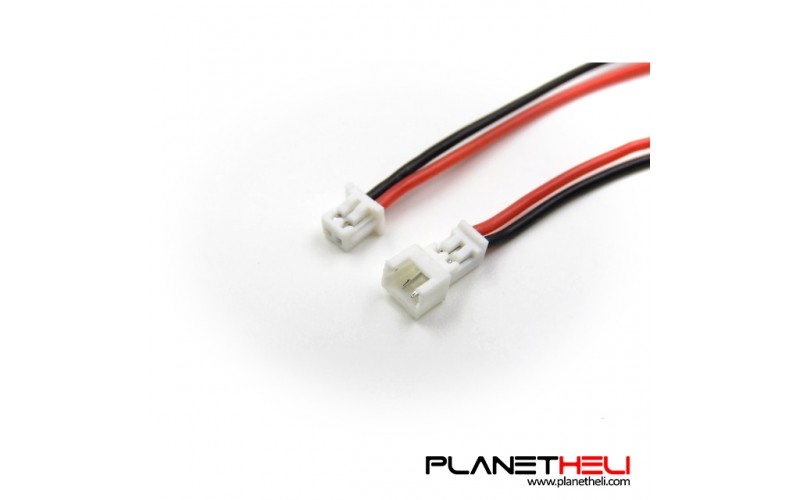 Micro JST PH 2.0 2P Male Female Plug Connector With Wire Cables