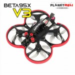 Beta95X V3 Whoop Racing Drone BetaFPV Mini Drone Analog PNP