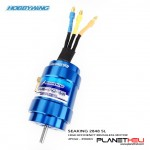 HobbyWing Seaking 2848 3900KV with water cooling system 4-pole brushless motor sensorless for RC boats