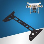 Gimbal camera Carbon Fiber protection board for dji phantom 3