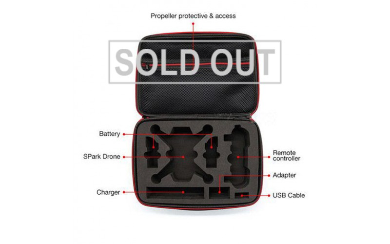 FaithPro DJI Spark Carrying Case Bag and Waterproof