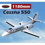 Dynam Cessna 550 1.18 m ducted aircraft PNP Version