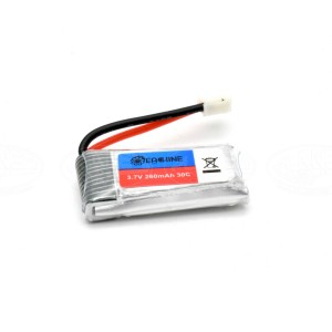 Lipo 3.7V 260mah 30C for Eachine E011