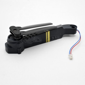 Eachine E58 Arm with Motor Left Frontd / Kiri Depan