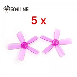 High Quality 5 Pairs Eachine Lizard95 FPV Racer Spare Part 2035 5 Blade CW CCW Propeller