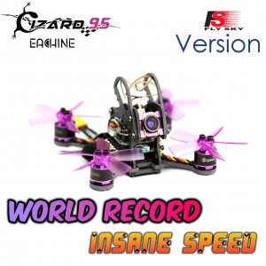 Eachine Lizard95 95mm F3 FPV Racer for BNF FLYSKY