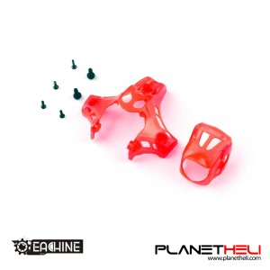 Eachine TRASHCAN 75mm FPV Racing Drone Spare Part RC Head Cover Camera Canopy