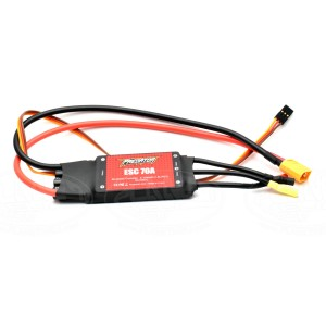 Predator-Brushless ESC-70A with 5A EBEC
