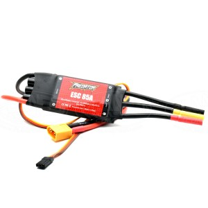Predator-Brushless ESC-85A with 8A SBEC