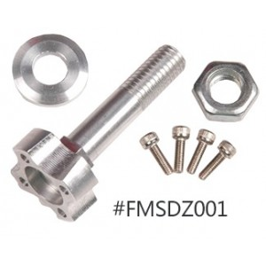 FMSDZ001 Motor Shaft for 5060 Motor 10mm shaft