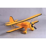 ROCHOBBY Waco Yellow KIT RC Plane (12Kg 14)