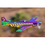 ROCHOBBY P51 Voodoo Racing High Speed KIT RC Plane (9Kg 11)