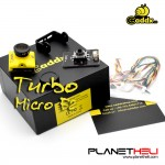 "Caddx Turbo Micro F2 1/3"" CMOS 2.1mm 1200TVL 16:9/4:3 NTSC/PAL Low Latency FPV Camera W/ Microphone"