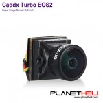 Caddx Turbo EOS2 1200TVL 2.1mm 160 Degree 1/3 CMOS Mini FPV Camera NTSC 16:9