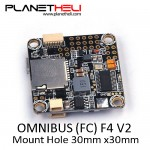 Betaflight OMNIBUS F4 Pro (V2) Flight Control Built-in OSD / BEC for FPV Racing Drone