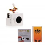 CYCLOPS 3 V3  700TVL 170 Wide FPV Micro DVR Camera
