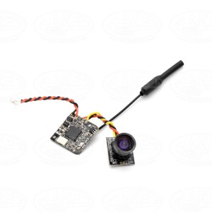 Turbowing 5.8GHZ 25mw 48ch Split FPV 700TVL Camera and Video Transmitter