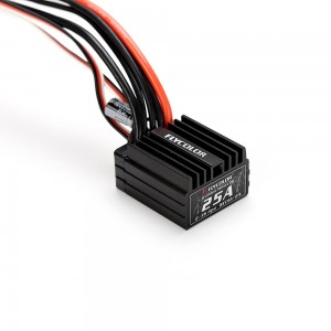 RC Car Flycolor Lighting Brushless Series 3S 25A ESC 2A BEC ESC for 1:16 Car
